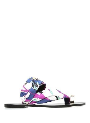 Sandalet-Emilio Pucci